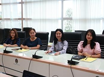 ประชุมชี้แจงการเขียนรายงานผลการปฏิบัติราชการ
