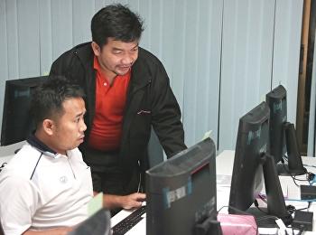 วันแรกของการอบรม CHE QA Online เตรียมรับการตรวจประเมินปีการศึกษา60
