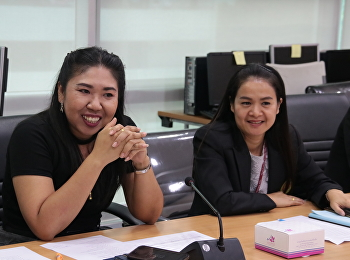 กลุ่มKMความรู้การพัฒนานักศึกษาพบผู้ทรงคุณวุฒิKM