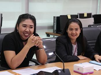 KM group Student Development meet KM Professional