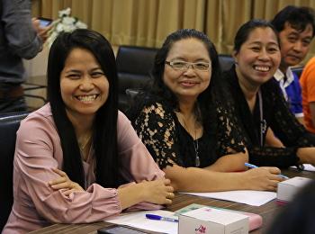ประชุมกลุ่มความรู้ความเข้าใจและแลกเปลี่ยนเรียนรู้ (KM) กับผู้ทรงคุณวุฒิ ครั้งที่2