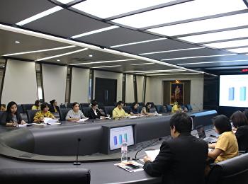 เตรียมความพร้อมตรวจประเมินคุณภาพการศึกษาภายใน ปีการศึกษา 2561
