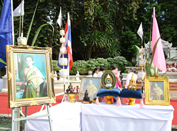 Ceremony to pay homage to Queen Sunandha