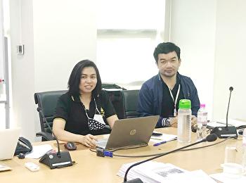ประชุมเครือข่ายMini_UKM ร่วมกับวิทยากรที่ปรึกษาและสถาบันอุดมศึกษาเครือข่าย