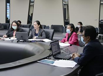 ประชุมคณะกรรมการประเมินITA