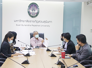 Meeting to review indicators, certifications, official performance