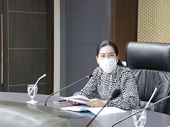 ประชุมพิจารณาผลการประเมินผลการดำเนินงานและศักยภาพของมหาวิทยาลัย